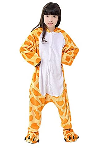 Pyjama Grenouillere Girafe - Babyonlinedress Enfant Unisexe Combinaison Pijama Pyjama Grenouillère
