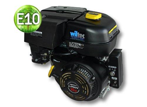 LIFAN 190 Benzinmotor 10kW (13,6PS) 25,4mm 420ccm mit Elektrostarter Kartmotor