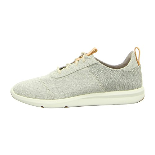 TOMS Damen Women Cabrillo Drizzle Grey Sneakers, Grau 000, 37 EU Womens Toms