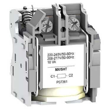 SCHNEIDER ELEC PBT - PAC 65 01 - BOBINA DISPARO MX 525-600V 50/60HZ