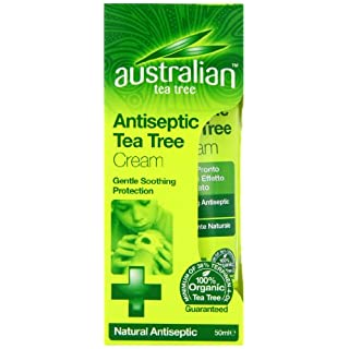 Australian Tea Tree Antiseptische Cream 50ml