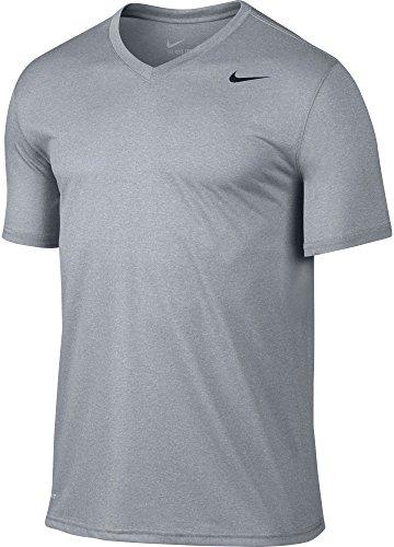 Nike Men's Mada Baggy Graphic-Pantaloncini Grey heather/black