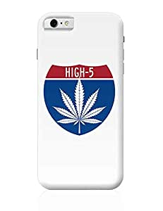 PosterGuy iPhone 6 / iPhone 6S Case Cover - High-5 | Designed by: Pooja Bindal