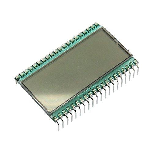 DE119-TS-20/7.5 Display LCD digital STN Positive No.of dig4 Char12.7mm -