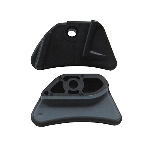 MRP Tr Upper Guide Black, Hardware Not Included, Also Fits Micro, G3, 1x V2/V3, by MRP - Micro Guide