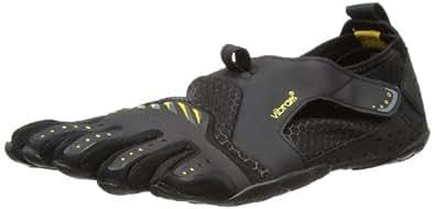 Vibram 5 Fingers Mens Signa Water Shoes 13M0201 Multicoloured (Black/Yellow),7-7.5 UK(40 EU)