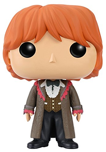 Funko POP - Ron Yule Ball