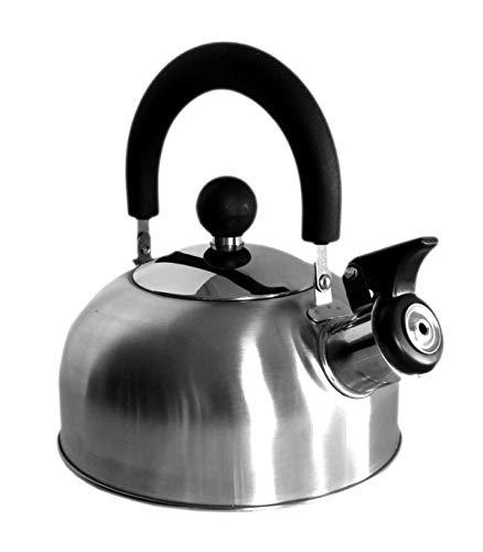 el Flötenkessel Pfeifkessel Wasser Kessel Wasserkocher Teekessel ()