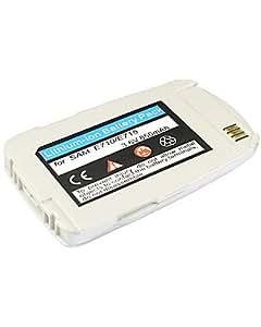 cellePhone Batterie Li-Ion pour Samsung SGH-E710 E715 - d'argent ( remplace BST2069SE / BST2069DE )