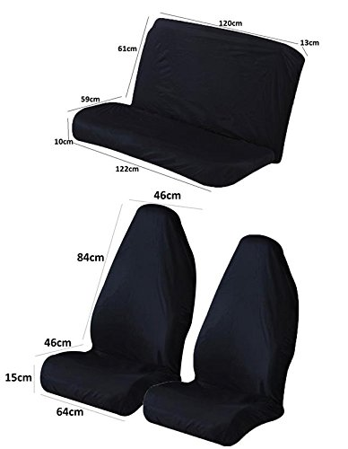 Coprisedile-auto-anteriore-posteriore-Protector-per-Honda-Stream
