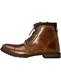 find. MAX Leather - Botas Clasicas Hombre
