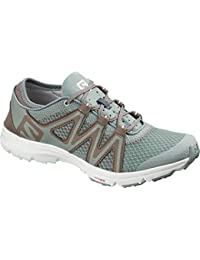 67e15fb9d8 Salomon Crossamphibian Swift 2 Shoes Women Lead/deep Taupe/ICY Morn 2019  Schuhe