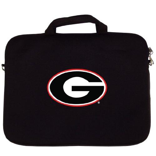 Siskiyou NCAA Neopren-Laptoptasche, Georgia Bulldogs Tasche Georgia