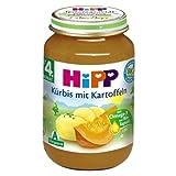 Hipp Kürbis mit Kartoffeln, 190g