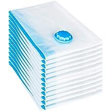 Aufbewahrungsbeutel platzsparend,... Wenko 3792767100 Vakuum Jumbo Cube XXL