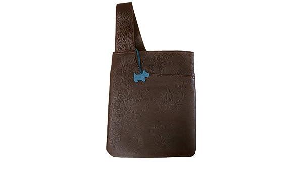c1734a794eb8 Radley Handbag Pocket Bag. Medium Cross Body Bag 90102 Brown  Amazon.co.uk   Shoes   Bags