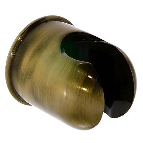 Shower/Wall Holder Round Brass Shower Head Shower with Antique Brass Finish