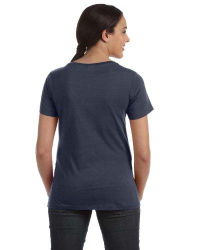 Anvil - T-shirt - Femme Bleu roi