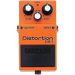 Pedal efecto distorsión Boss DS-1