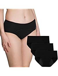 KNICKERS BRIEFS ROSES SEE THROUGH BAMBOO FIBER FITS PLUS SIZE 14 16 18 20