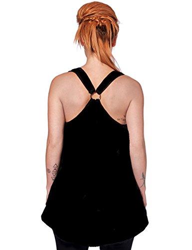 Jawbreaker - Débardeur - Femme Noir - Noir