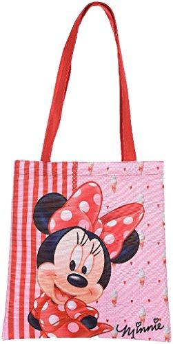 Disney Minnie Maus Tragetasche Rot