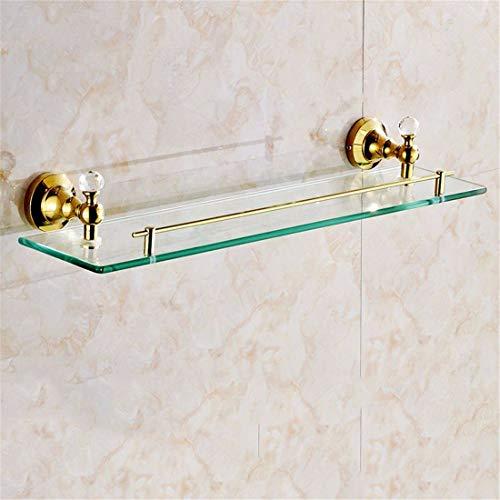 Europäische Goldene Kupfer Handtuchhalter Double Bar Badezimmer Armaturen Badezimmer Hardware Anzug, Stacks 1. -