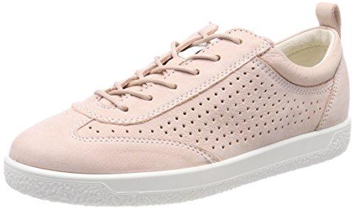 Ecco Damen Soft 1 Sneaker, Pink (Rose Dust), 40 EU