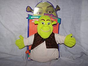 "Gosh International Shrek 3 - 8 ""de Marionetas - Shrek Mano marioneta"