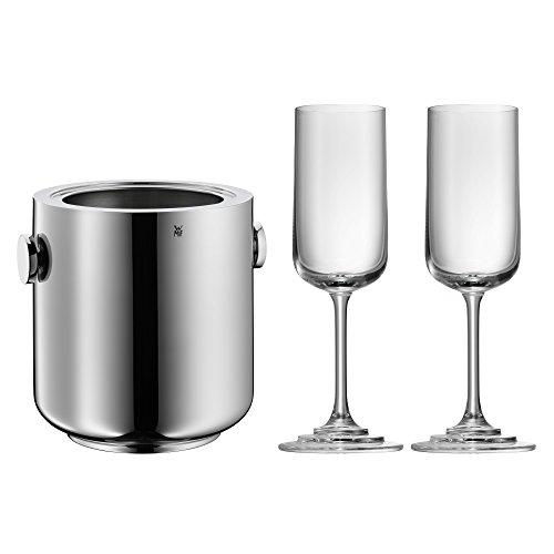 WMF Champagnerkühler, Edelstahl