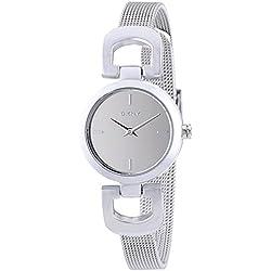 DKNY Ladies' Watch XS Analogue Quartz Stainless Steel NY2100