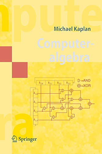 Computeralgebra (Springer-Lehrbuch Masterclass) (German Edition)