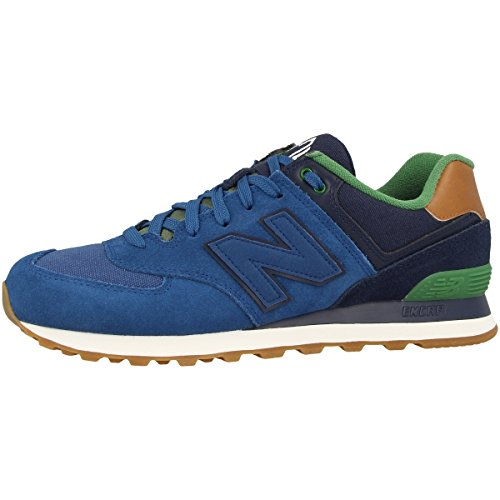 New Balance Wl574, Baskets Basses Homme