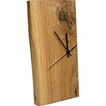 Wanduhr Holz Modern suchergebnis auf amazon de für eiche wanduhr