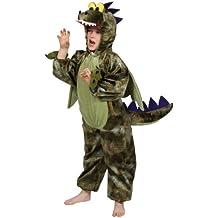 Bambino dinosauro / costume drago. Piccoli 3-4 (Drago Bambino Costume)