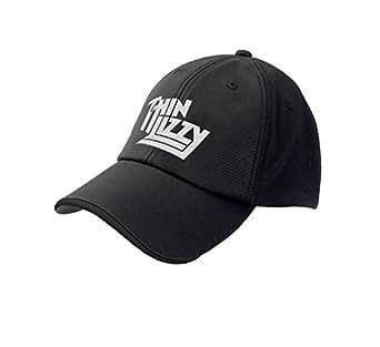 Thin Lizzy Classic Logo officiel nouveau Noir Casquette de baseball One Size