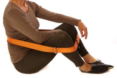 Der Pocket Sitz, ultraleicht orange one size (Stuhl Sac)