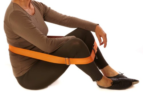 SASHADO Le siège de poche ultraléger (Orange)