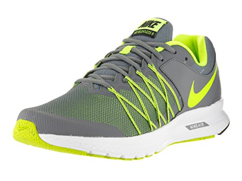 Nike Air Relentless 6, Chaussures de Running Entrainement Homme Gris