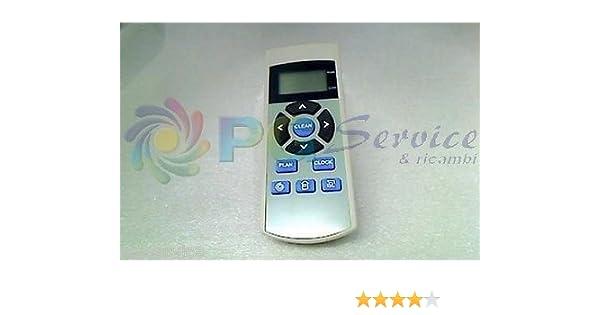 ARIETE TELECOMANDO BRICIOLA ROBOT ASPIRAPOLVERE EASYHOME DIGITAL 2711 2717 2718