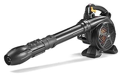 MCCULLOCH 322VX, Petrol Blower, 26 Benzin-Laubsauger GBV 322 C, Schwarz/Gelb