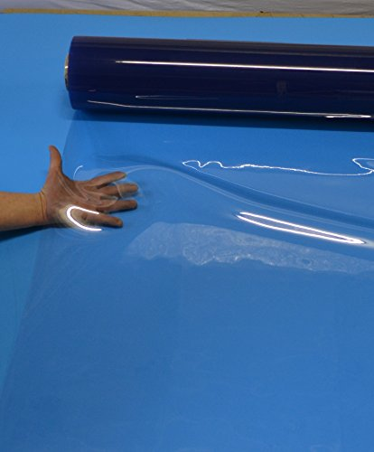 weich PVC Klarsichtfolie 1,0 mm stark 1,00 m Breit Meterware