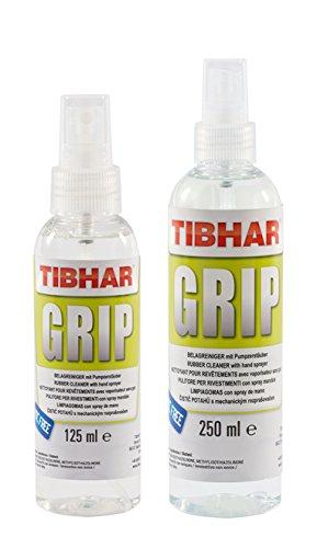 TIBHAR Grip Tischtennis Belag Reiniger (250ml)