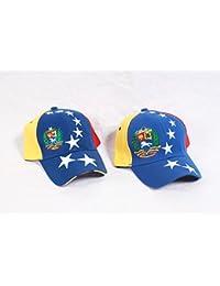 Gorra con los colores de la bandera de Venezuela (oposición). 046dd6d30ea