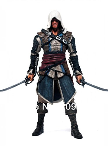Top Top Edward Kenway Assassin 's Creed 3McFarlane Toys Edward Kenway Action Figur 15,2cm New in Box (Kenway Assassin Creed S)