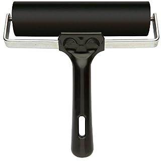 Essdee : Professional Ink Rollers (Black Handle) : 15cm
