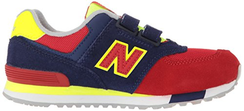 M Hook Kinder New and Balance Sneakers Kv574czy ELECTIC Loop Unisex BLUE XfpXxIqT