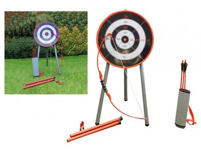 FiNeWaY GARDEN ARCHERY GAME SET TOY FOR FAMILY KIDS ADULTS HOME PICNIC PARTY GAMES