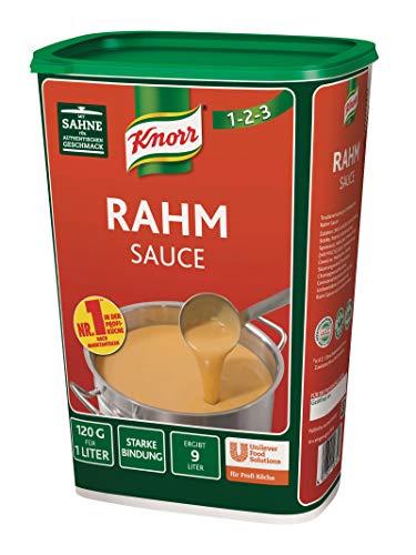 Knorr Rahmsauce (cremig, auch als Saucenbinder) 1er Pack (1 x 1 kg) Soße