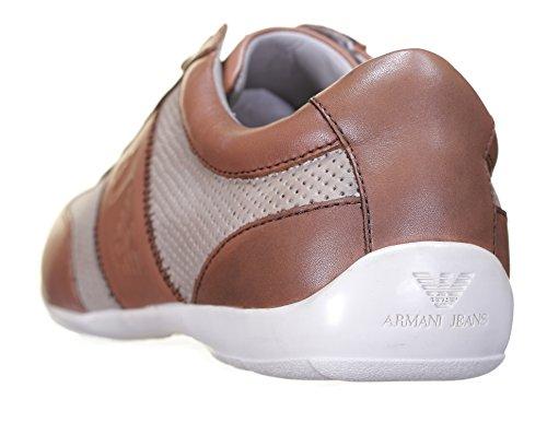 Armani Jeans - Basket V6534 Item 32 Brown Marron